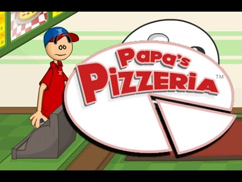 Papas Pizzeria Spiel
