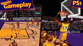 NBA ShootOut 98 ... (PS1) 60fps