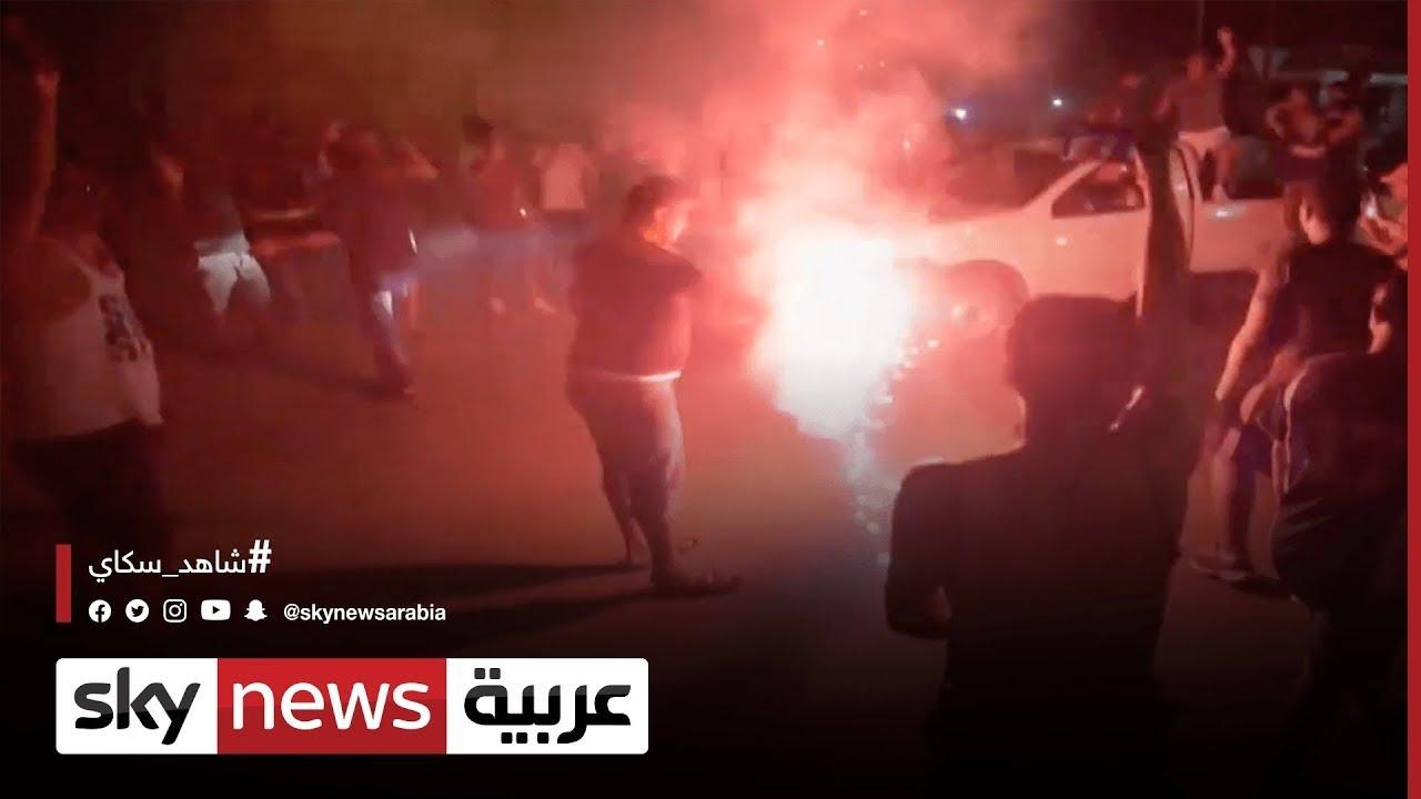 تونس:اشتباكات بين أنصار النهضة ومؤيدي قرارات الرئيس  - نشر قبل 46 دقيقة