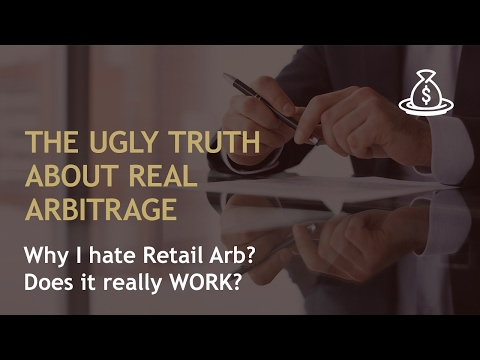 Amazon's Retail Arbitrage: The UGLY TRUTH, Why I hate Retail Arb? Does it really WORK?