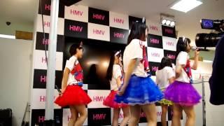 2014年6月8日、HMV札幌ステラプレイス店にて開催された『ミルクス』のインストアライブです。 映像にちらほらと映っているカメラマンさんは、この日の取材に来ていた ...