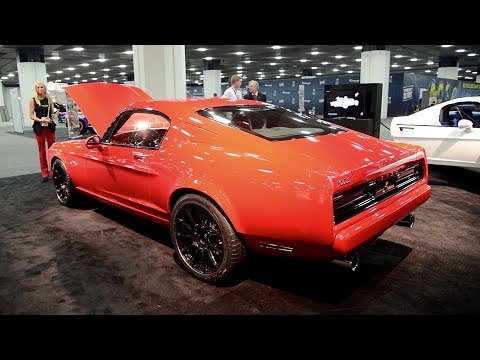 EQUUS Automotive Detroit 2014 Walkaround