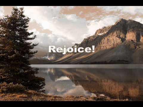 Again I Say Rejoice