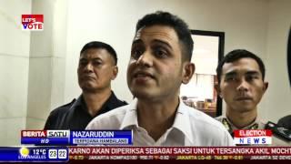 Nazaruddin: Setya Novanto Sinterklas, Kebal Hukum