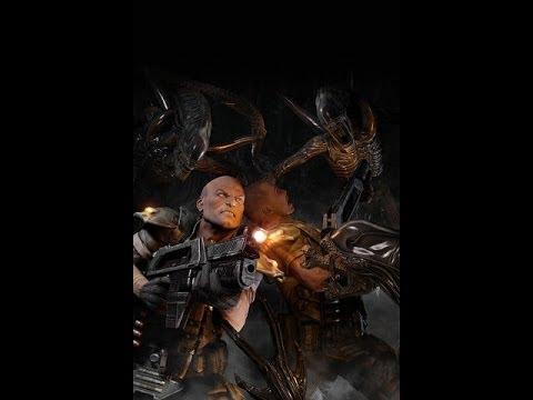 Aliens vs. Predator - Marine - Ruins