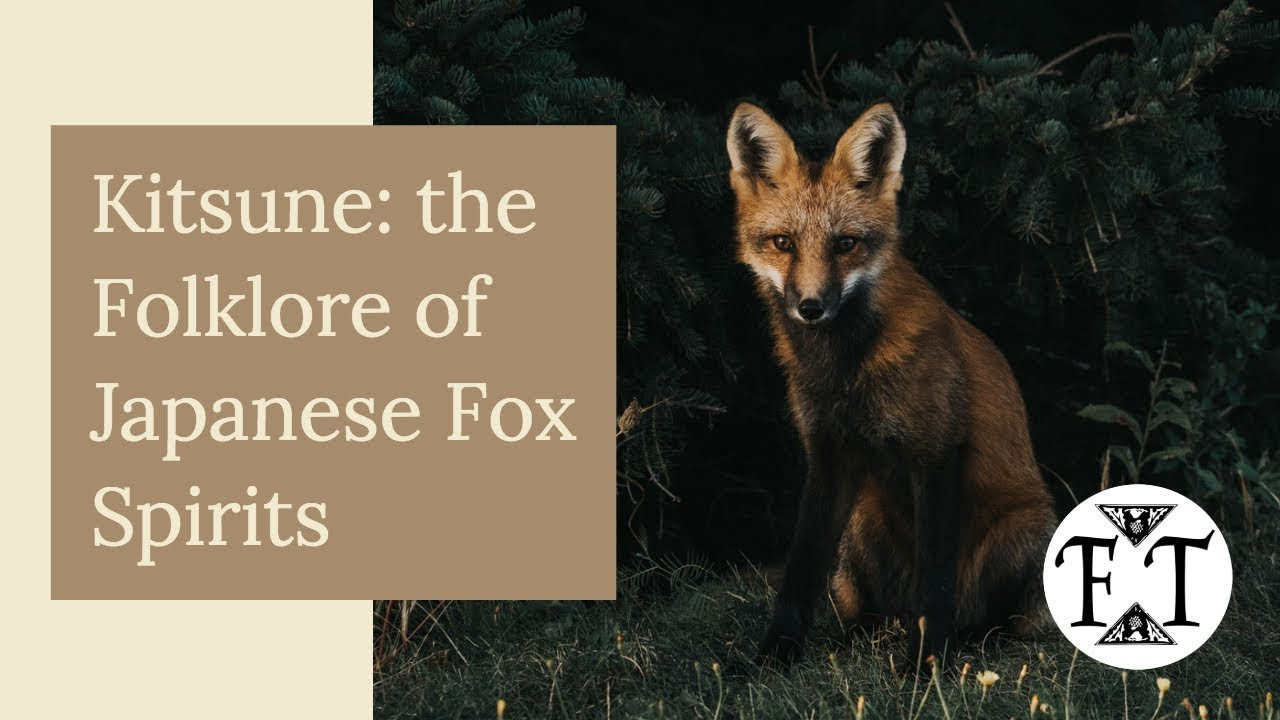 Japanese Folklore: Fushimi Inari-Taisha and Kitsune Fox Legends