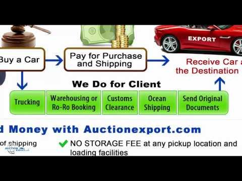 Auction Export Company Presentation