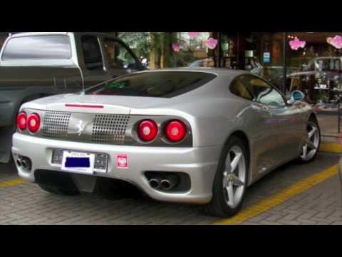 Luxury Cars In Costa Rica Youtube
