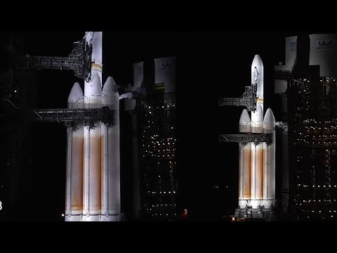 NROL-71 Delta IV Heavy Launch Scrubbed #SpaceFlight