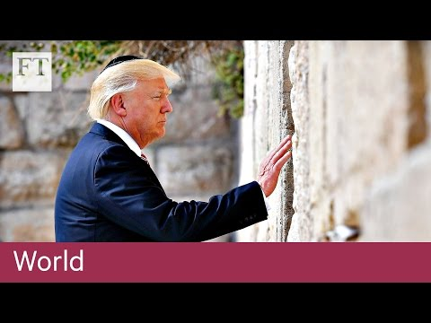 Trump in the Middle East | World