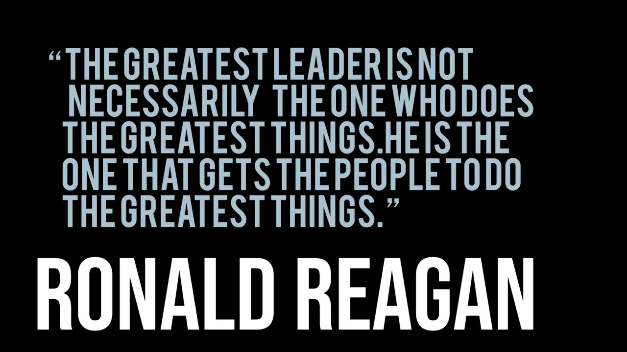 5 Amazing Leadership Quotes that You Should Know