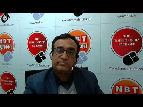 TOI Face-Off/NBT Mulakat with Ajay Maken on 5th February 2015