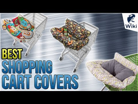 10 Best Shopping Cart Covers 2018