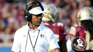 Willie Taggart's Vision for Florida State Football
