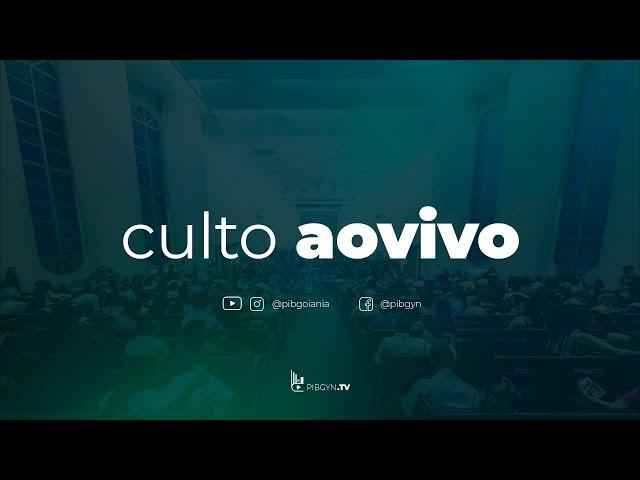 Culto Noturno - 18/04/2021 - Pr Mateus Chaveiro - A Vacina Contra o Medo