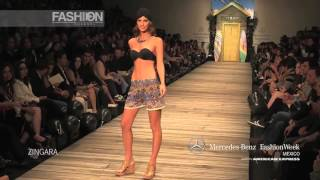 ZINGARA Mexico Fashion Week Fall 2014 2015 by Fashion Channel