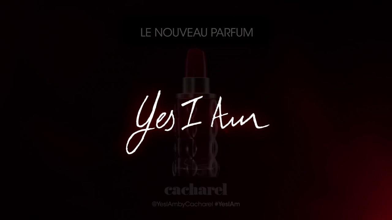 afa946eb89 Cacharel Yes I Am ~ New Fragrances