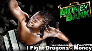 WWE Money In The Bank 2010 Theme Song: I Fight Dragons - Money