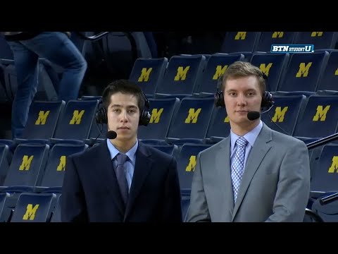 Grand Valley State at Michigan - Men