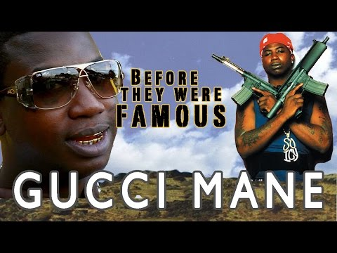 GUCCI MANE | Before They Were Famous