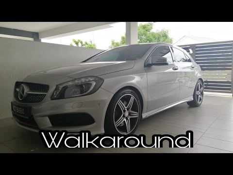 2013 Mercedes-Benz A250 Walkaround