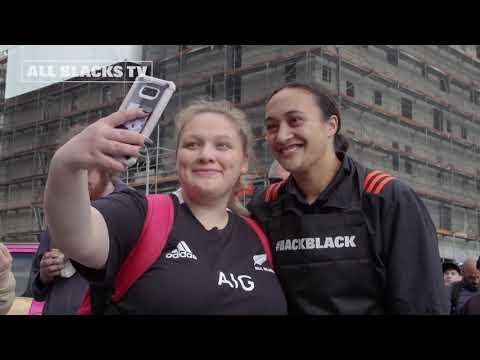 All Blacks and Black Ferns fan BBQ