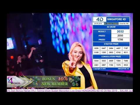 Live Streaming Hongkong Pools 6D