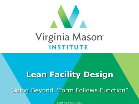Webinar: Eliminating Waste Using Lean Facility Design Principles