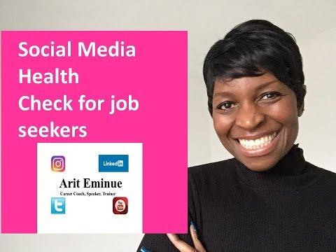 Social Media for Job Seekers