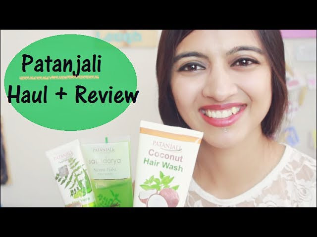 Part 11: Patanjali Haul _ | Gossip, Beauty & Other Stuff _ | Prachi SuperWowStyle