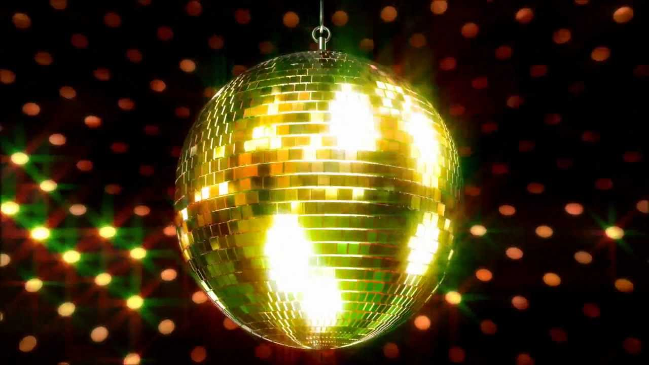 Disco Ball Spinning Background Video Free Donwload Youtube