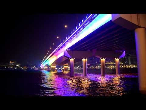 Canton Guangzhou Bridge