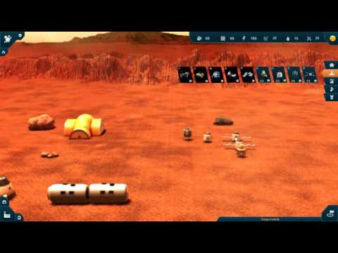[Indie] Earth Space Colonies : Tutorial & Review