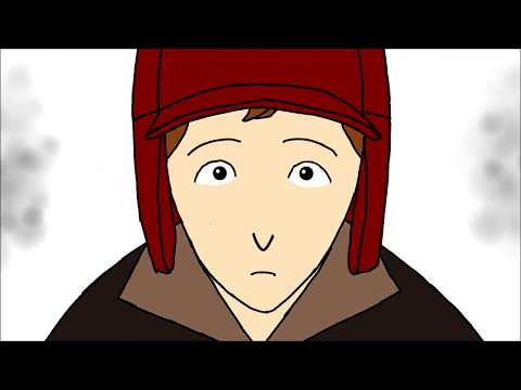 Animation: The Catcher In The Rye Theme Project - Holden's Isolation