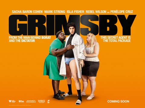 The Brothers Grimsby Movie Review