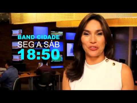 Chamada Band Cidade - Transmissão ao vivo facebook