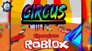 [ROBLOX|SPEEDRUN] THE CIRCUS OBBY! 🤡 | 3:52 min. » Ludaris