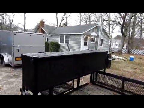 Trailer Storage Box / Tool Box