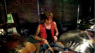Godsmack - (Speak) Shannon Larkin, Behind the Player