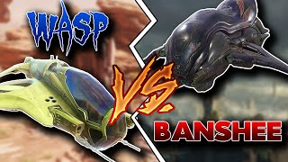 Wasp VS Banshee | Wasp Vehicle Showdown - Halo 5: Guardians