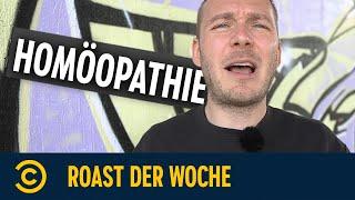 Roast der Woche – Homöopathie