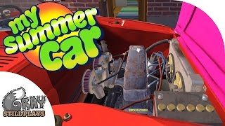 all performance parts installed getting ready to race my summer car gameplay highlights ep 15