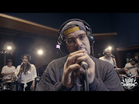 Ali A.k.a Mind - I Just Try It Again - Live Session - [Audio Directo]