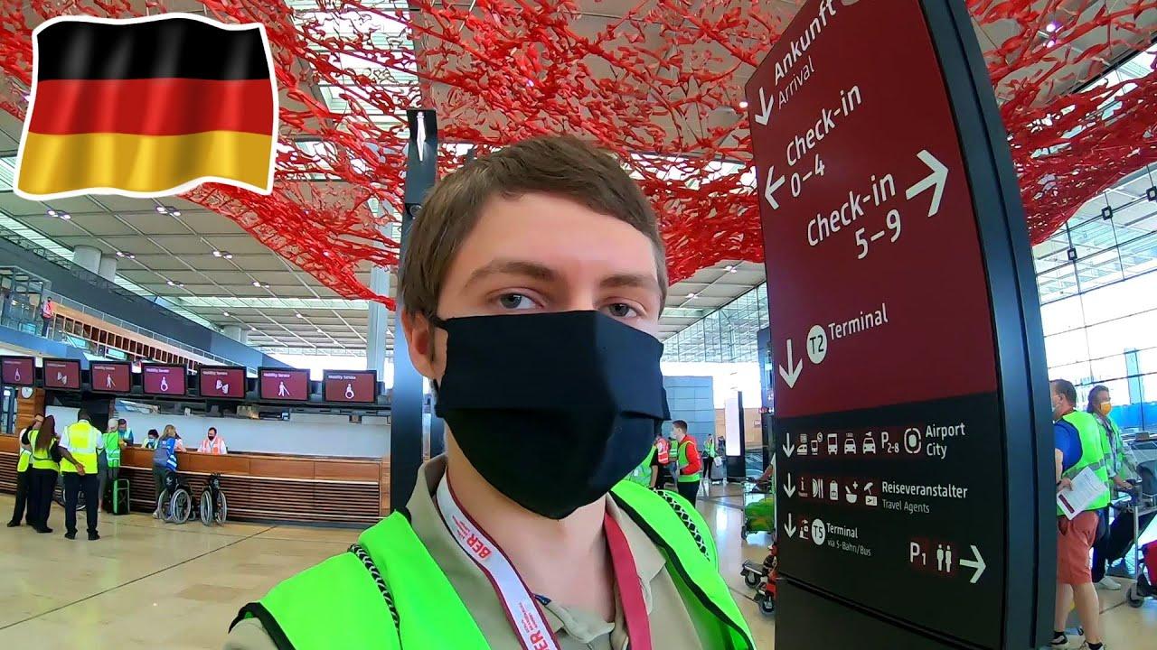 Download Ich Teste den Flughafen BER vor Eröffnung 2020 | Flughafen Tour | DEUTSCH/GERMAN | 1/2