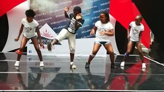 babakaduduzane mzansi kids dance