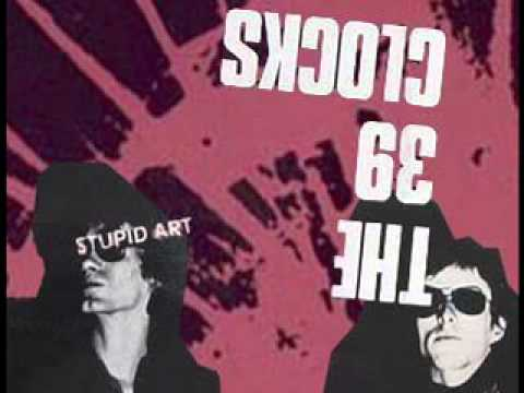 39 Clocks - Stupid Art