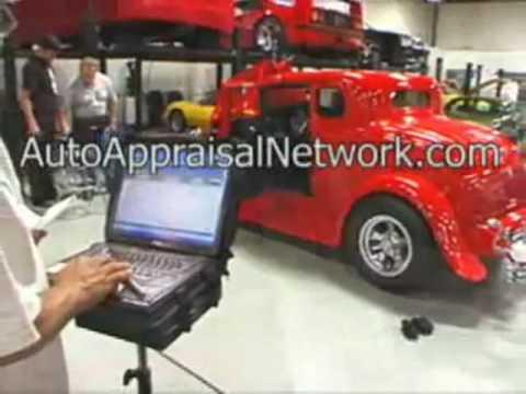 Auto Appraisal Network Appraiser Training