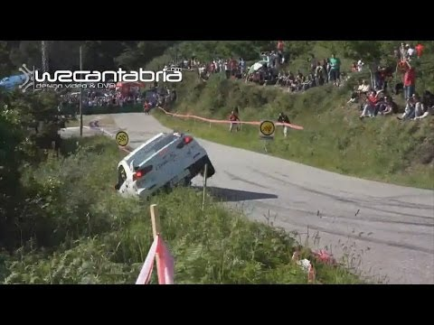 50 Rally Rías Baixas | Max attack Crash & Show | Pure sounds | HD