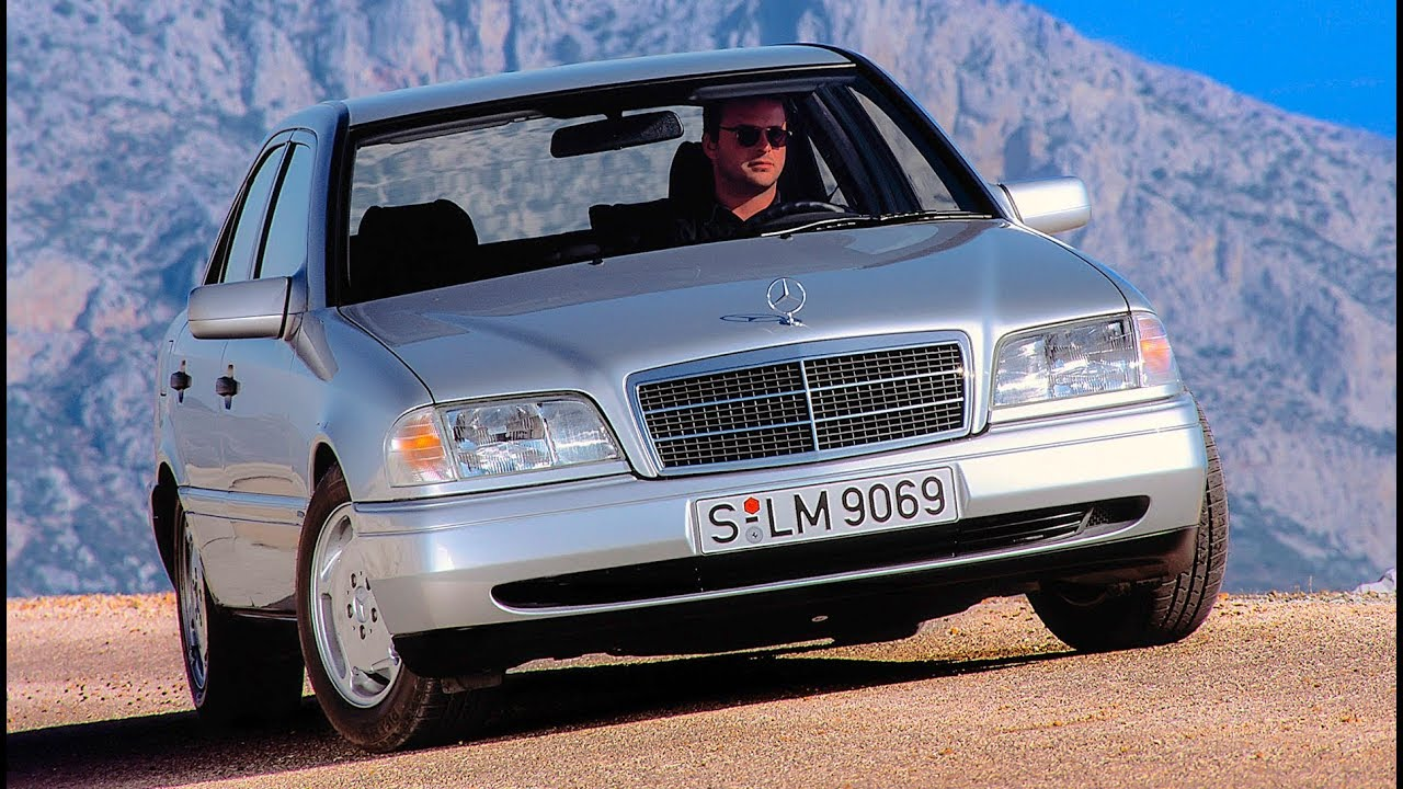 1993 mercedes c class w202 intelligent technology youtube. Black Bedroom Furniture Sets. Home Design Ideas