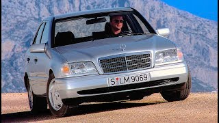 Gambar cover 1993 Mercedes C-class w202 - Intelligent technology